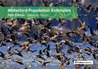 Waterbird Population Estimates - Fifth Edition, Summary Report. The full report will be posted on the WI website in August soon. © Wetlands International