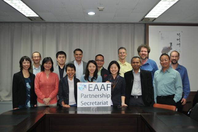 Implementation Strategy Workshop © 2011 EAAFP