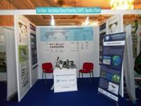 EAAFP's exhibition booth at Ramsar COP11, Rumania © EAAFP 2012