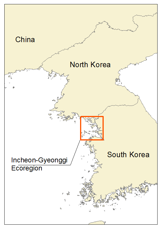 Incheon-Gyeonggi Ecoregion